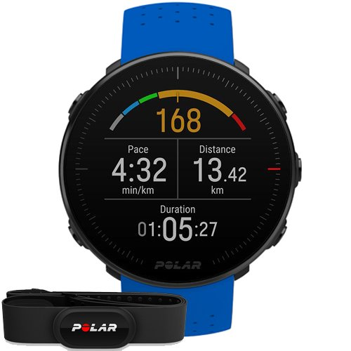 Polar Vantage M Blue HR (H10)