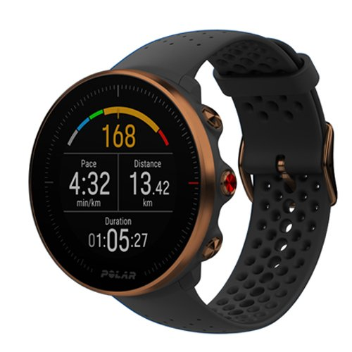 Polar Vantage M Black Copper