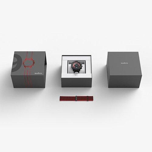 Suunto 9 Baro Red with Gift Box