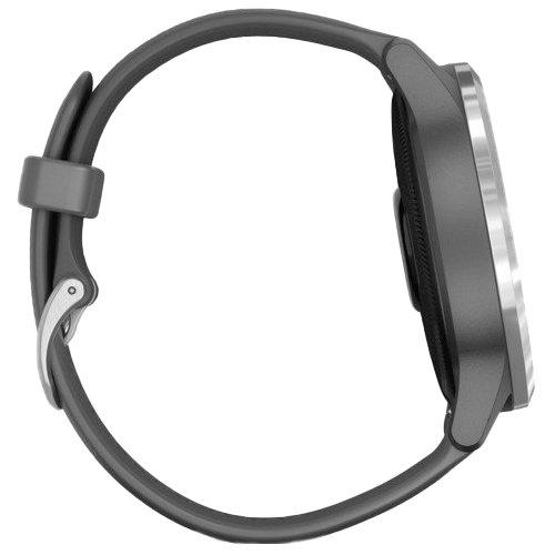 Garmin Vivoactive 4 Silver Gray