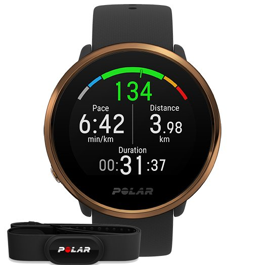 Polar Ignite Black Copper HR (H10)