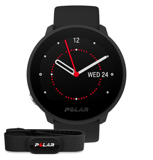 Polar Unite Black HR (H10)