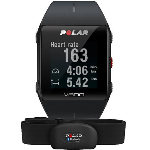 Polar V800 Black HR (H7)