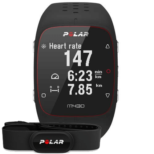 Polar M430 Black HR (H10)
