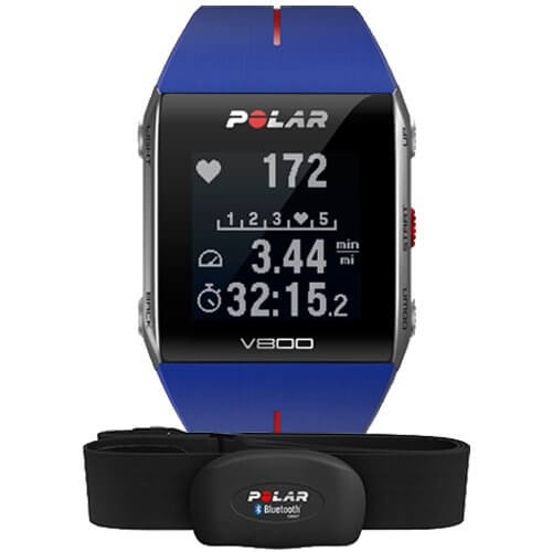 Polar V800 Blue HR