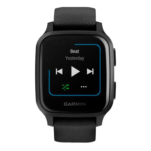Garmin Venu Sq Music Black