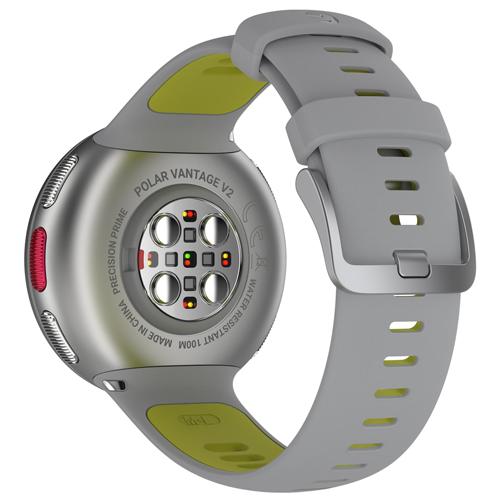 Polar Vantage V2 Gray Lime HR (H10)