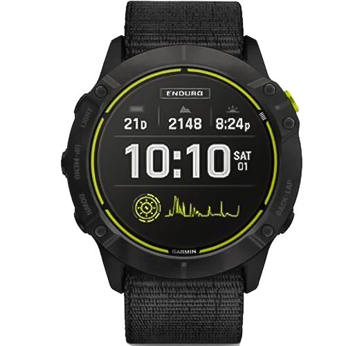 Garmin Enduro Titan Gray Black