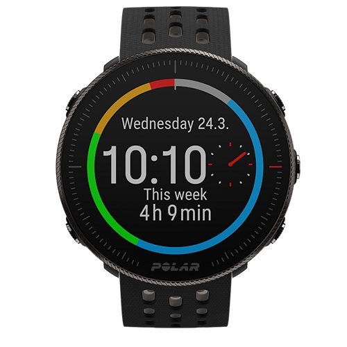 Polar Vantage M2 Black Gray